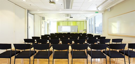 Orientkusten conference hall