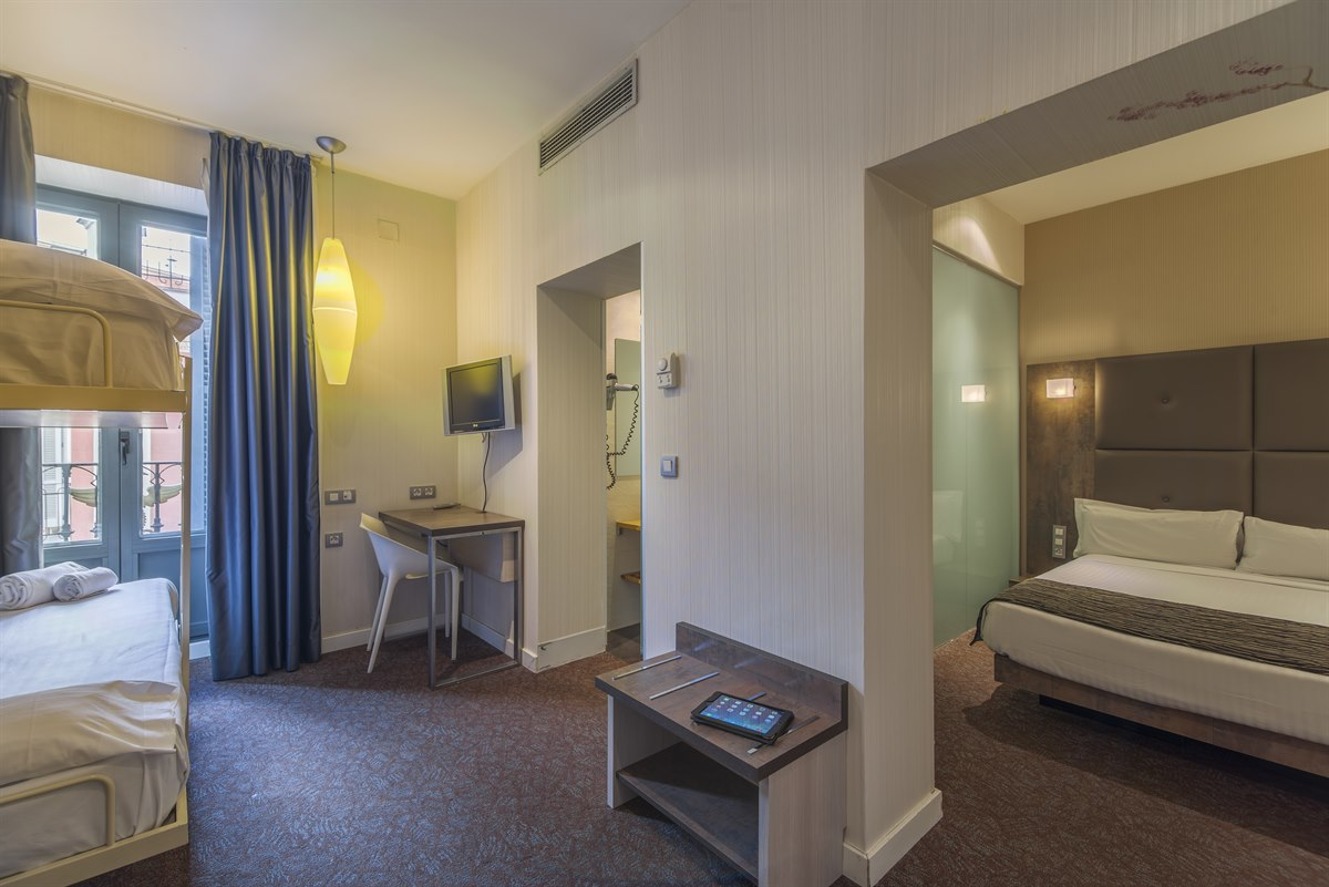 Historical Hotel In Madrid First Hotels