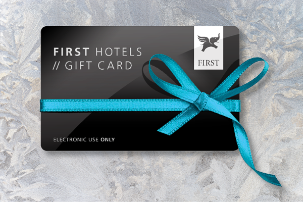 First gift card