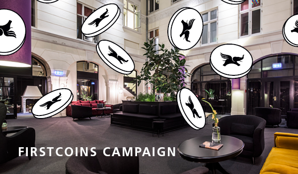 Firstcoins campaign