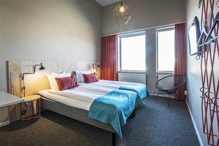 Standard room with four beds