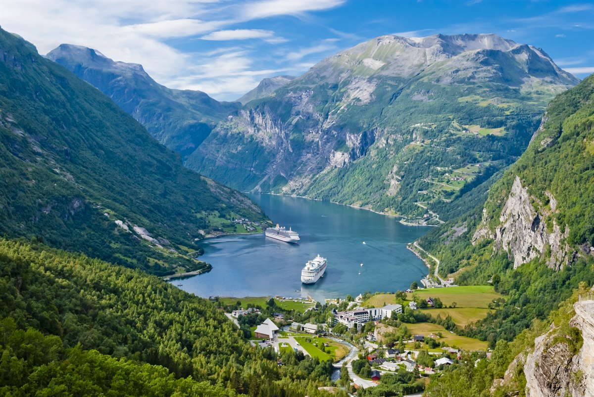 Fjord Norge | First Hotels