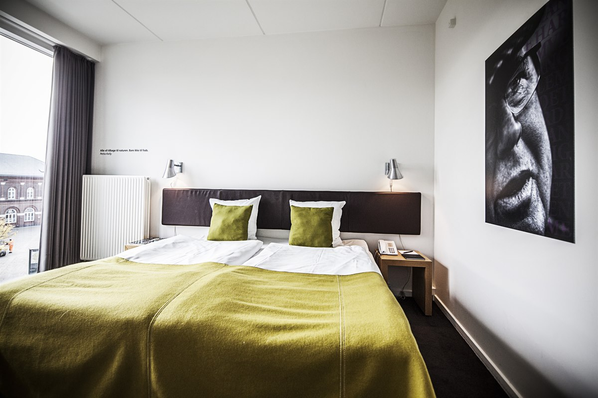 Hotel kolding first hotel kolding i centrum first hotels for Design hotel ladys first