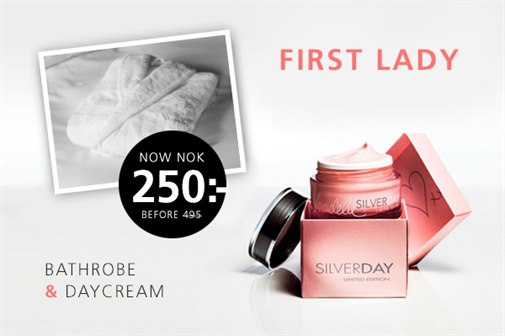 offer on First Lady package