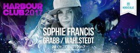 Harbour Club 2017 banner, Sofie Francis, Grabb/Wahlstedt